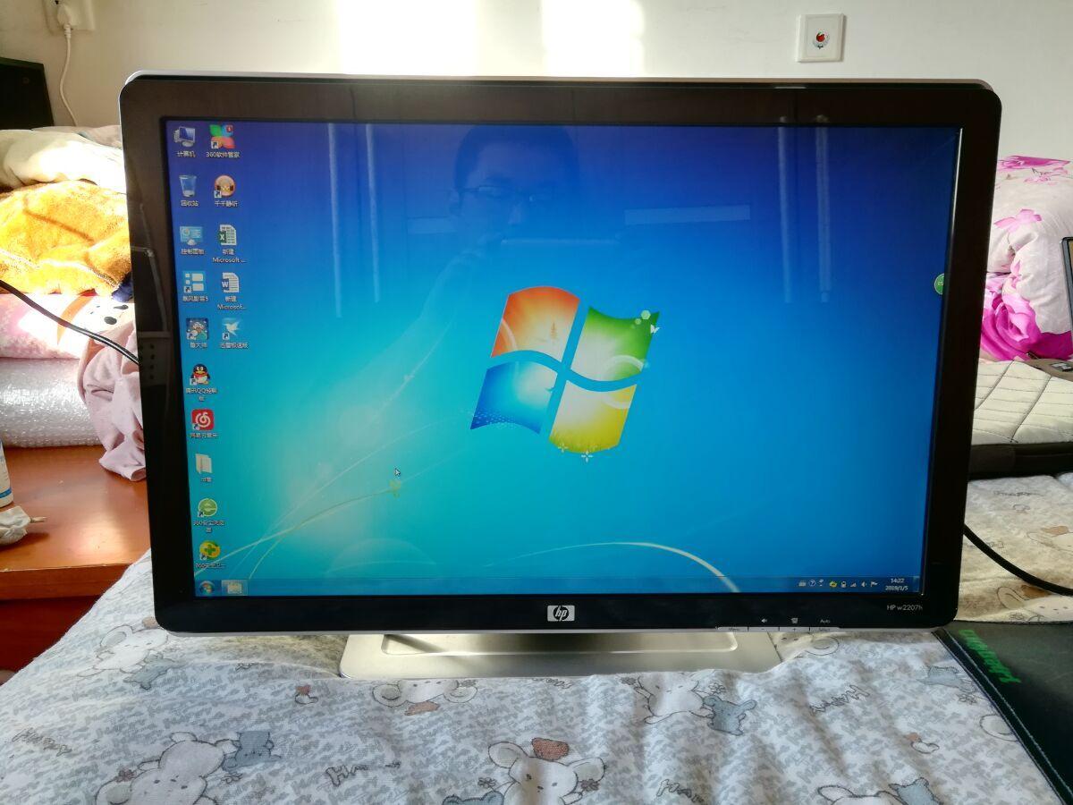 惠普22寸宽屏液晶显示器
