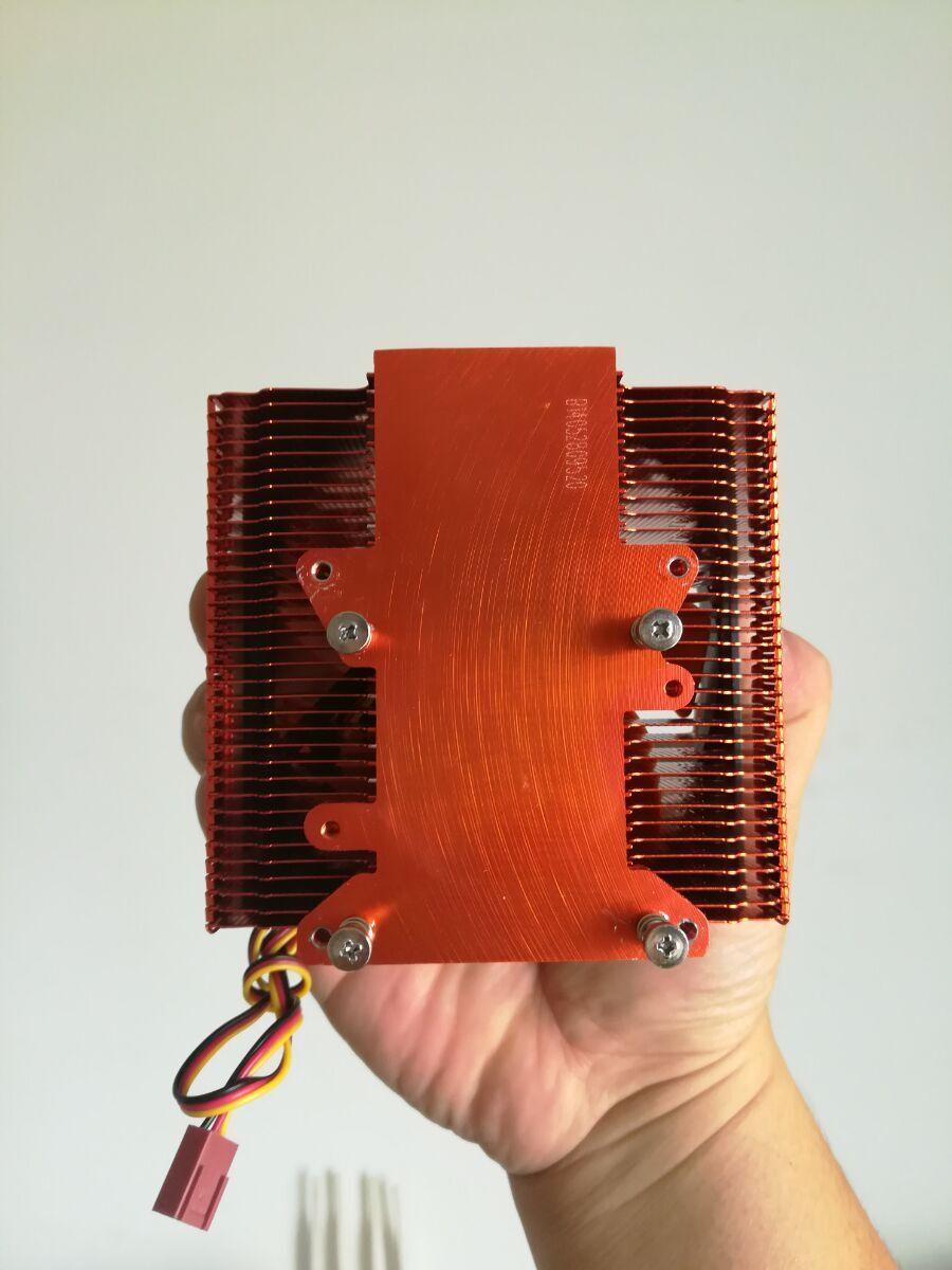 超频三显卡散热器