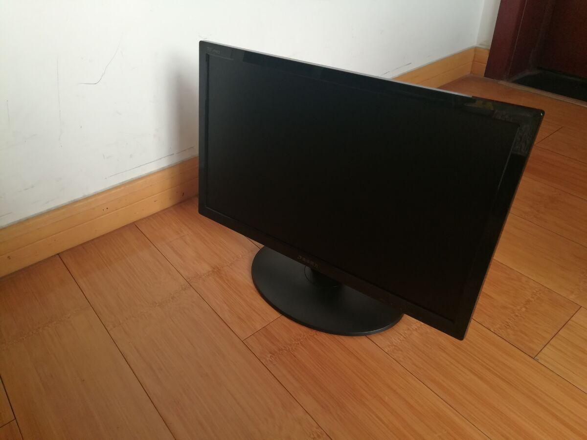 清华同方18.5寸显示器
